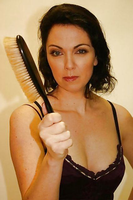 Cutting hair sex fetish